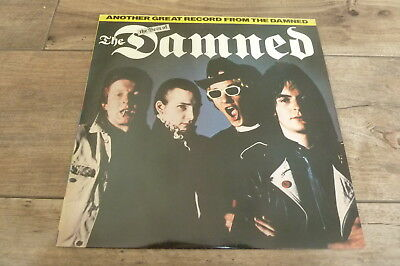 The Damned - Another Great Record By The Damned 1981 UK LP ACE 1st PUNK/KBD