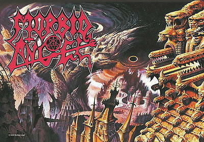 "Morbid Angel Flagge / Fahne ""gateways To Annihilation"" Poster Flag"