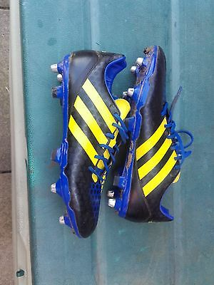 Adidas Incurza Rugby Boots Size 9