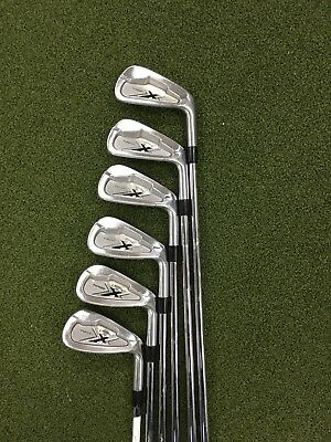 Callaway X Forged Irons 5-PW Project X Flighted 6.0