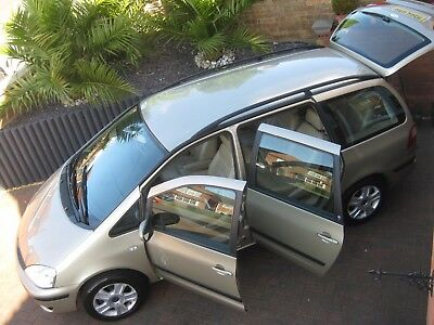 "2002 Ford Galaxy 2.3 Ghia Automatic""7 Seat People Carrier""low Miles""nice Spec"""
