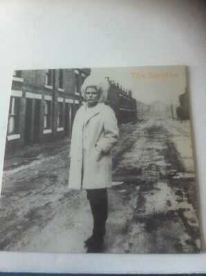 The Smiths-Heaven Knows Im Miserable Now/suffer Little Chilgren-Uk Rhn 156-P/slv