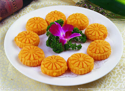Photo Picture Image Wallpaper - Chinese Snack Pumpkin Pie