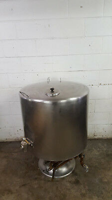 Vulcan KL-40 40 QT Quart Satellite Kettle No Power Tested
