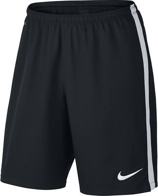 Nike Squad Strike Longer Woven Mens Football Shorts - Black