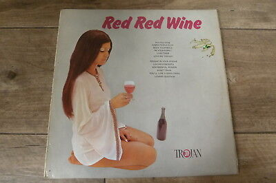 Various - Red Red Wine 1969 UK LP DOWN TOWN TONY TRIBE, DANDY etc