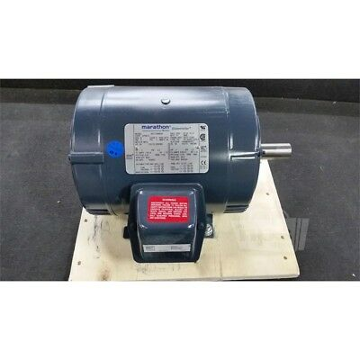 Marathon Motors 182TTDB6026 Globetrotter General Purpose Motor 3HP 230/460V*