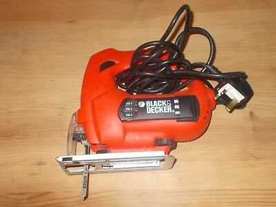 Black&decker Ks888E Corded Electric Jigsaw 230V-500W No Box Gwo