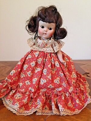 GINNY MUFFIE Doll Rare Gypsy Calypso Original Clothing Excellent Condition