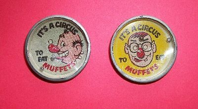 """""""It's a Circus"""" Muffets dexterity puzzle lot of 8 ( complete set ? ) 50's"""
