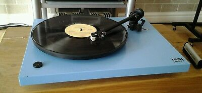 Rega Planar 3 turntable rewired RB251 tonearm Ground post RCA sockets Van Damme