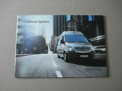catalogue  mercedes sprinter combi   - 9/2013