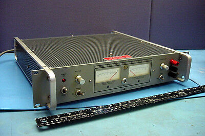 Excellent Used Power Designs Universal Dc Power Source Model 6150
