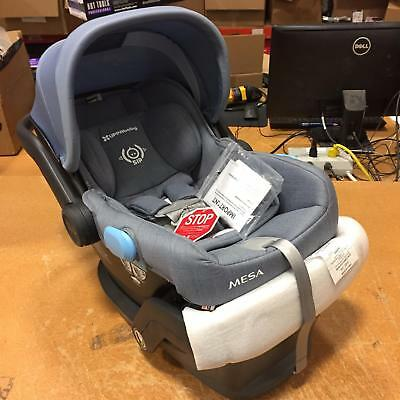UPPAbaby MESA Infant Baby Car Seat with Base, Henry