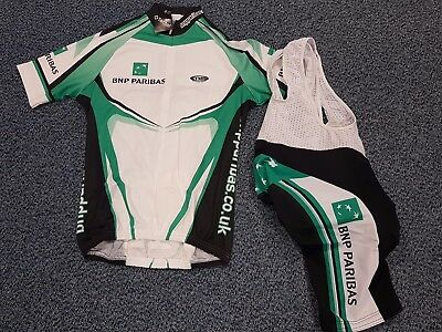 jersey bibshorts cycling kit NEW!