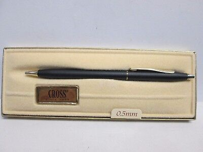 Cross Black Pencil With Box