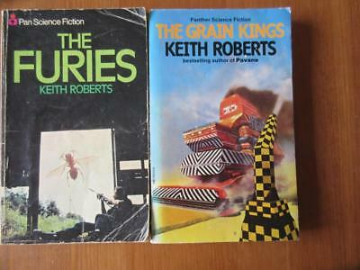 2 paperbacks by Robert Reed
