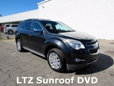 2010 Chevrolet Equinox LTZ 2010 Chevrolet Equinox LTZ SUV Used 3L V6 24V Automatic AWD