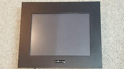 "Stealth SV-1501-PM 15"" Panel Mount Industirial  LCD Touch Monitor"