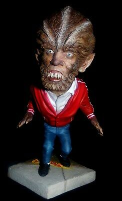 Resin I Was A Teenage Werewolf built&Painted