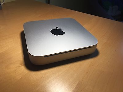 Mac Mini 2010 2.4Ghz Intel Core 2 Duo with 8Gb RAM - a great little computer!!