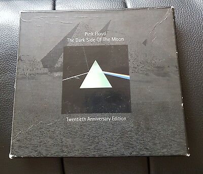 Pink Floyd Dark Side Of The Moon 25Th Anniversary Cd Special Edition