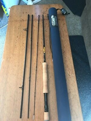 St Croix Fly  Rod T908.4 9' 8 Wt Triumph With Case Mint New Never Used
