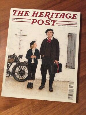 The Heritage Post No.8