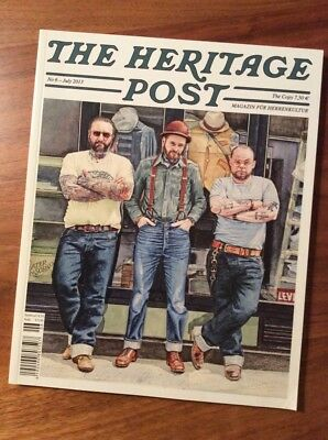 The Heritage Post No.6