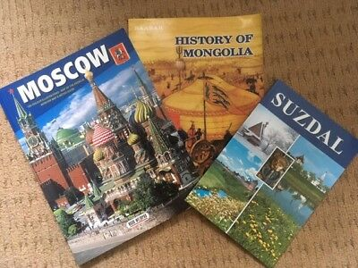 Russian Guides/books