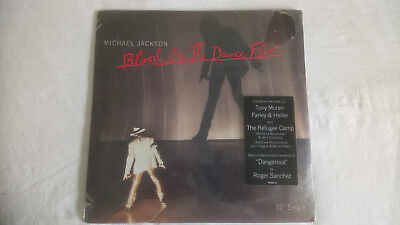 "Michael Jackson -  Blood On The Dance Floor - 5 Track  Usa  12"" 1997  New Sealed"