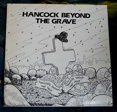 "2 x LP's ""HANCOCK BEYOND THE GRAVE"" & ""THE BEST OF TONY HANCOCK"""