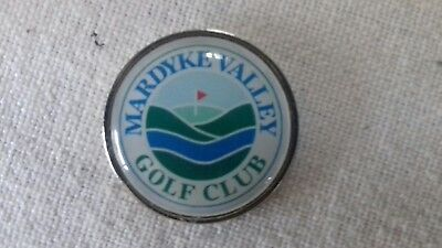 Mardyke Valley Golf Club Ball Marker