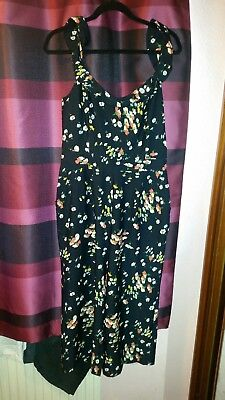 Red herring jumpsuit size 14