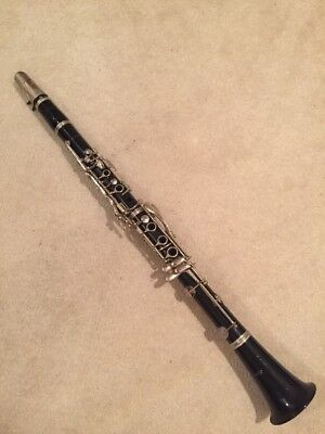 Blessing Clarinet With B5 Mouthpiece