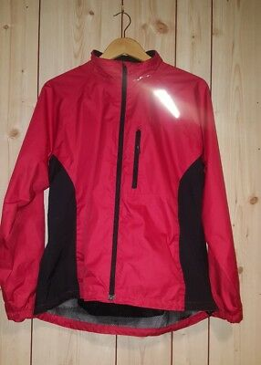 ALTURA Ascent Ladies Cycling jacket waterproof windproof lightweight size 12
