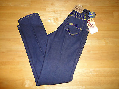 Vintage Womens LEE RIDERS Misses COMFORT STRETCH JEANS - Size 6 *NEW WITH TAGS*