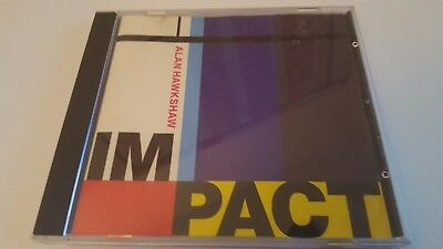 "Alan Hawkshaw ""Impact"" CD - Bruton Music"