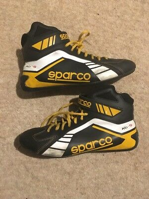 Sparco Go Kart Shoes Size 7.5/41