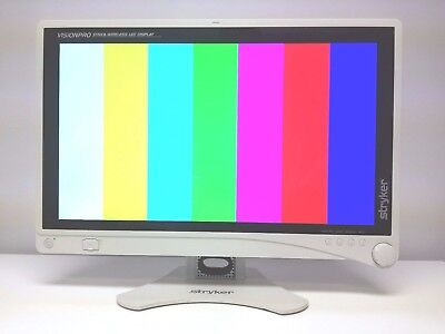 """Stryker SYNK VisionPro Wireless LED 26"""" Monitor"""