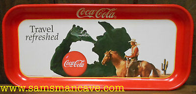 Coca Cola Travel Refreshed Tray