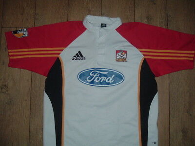 Chiefs Adult Rugby Shirt Xxl 52 Ich Chest Max Adidas New Zealand Rugby Ford