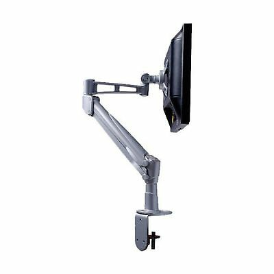DURAMEX Deluxe Professional Grade Gas Spring Single LCD Monitor Desk Mount St...