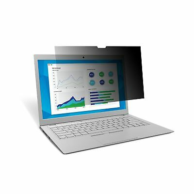 3M Privacy Filter for Widescreen Notebooks 12.5 Inch (PF12.5W)