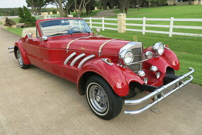 1980 Replica/Kit Makes  Neo Classic Mercedes roadster replica, Moselle, turbo charged, a/c, automatic