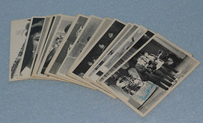 Large Lot Vintage Topps THE BEATLES Non Sports Trading Cards, 3rd Series.
