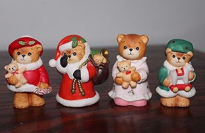 Lucy and Me Bears, Christmas, Winter, 4
