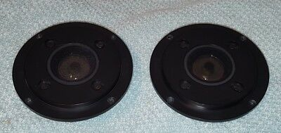 Phillips Tweeter 0160/T8 Pair of Tweeters Fits various speakers from the 70s