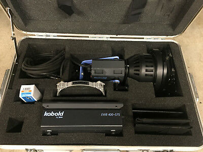 Bron Kobold DWO 400W waterproof HMI kit with case