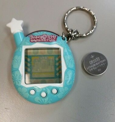 Tamagotchi Connection 2004 Model *Tested and Working* With Battery